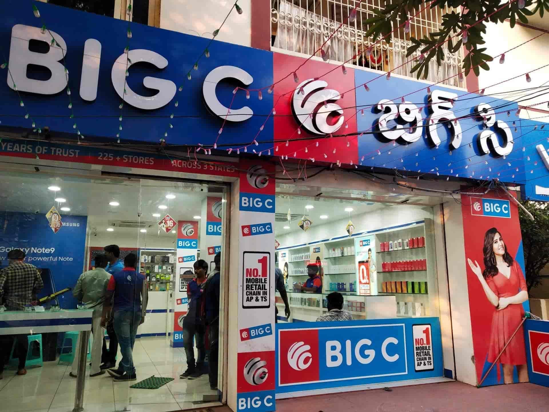 Image result for big c