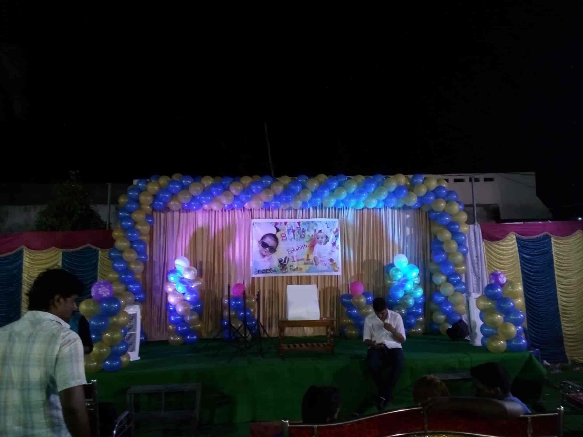 SPM Decorations Photos Vadlapudi Visakhapatnam Pictures