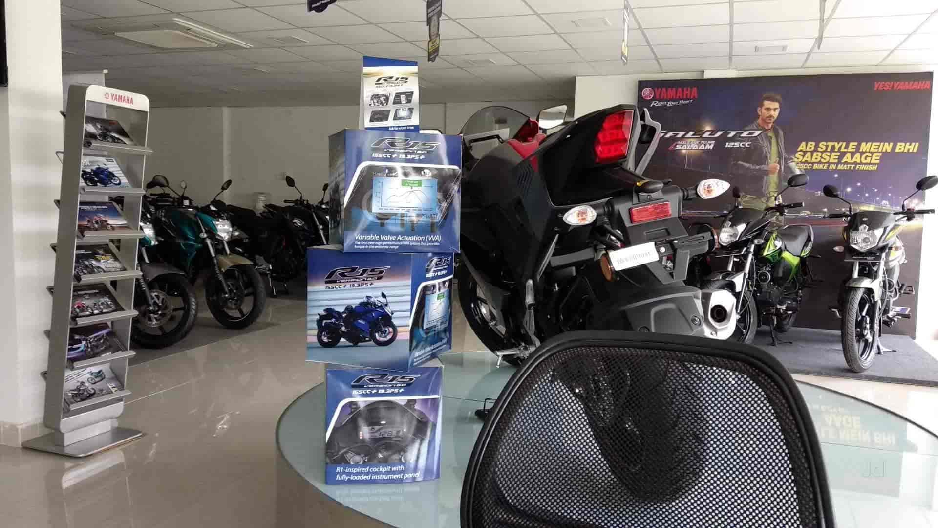 Vaishnavi Automobiles, Kancharapalem - Motorcycle Dealers in