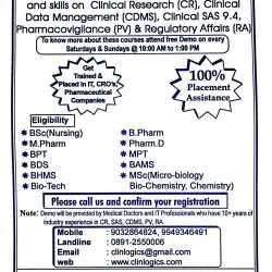 Clinlogics, Madhavadara - Computer Training Institutes For