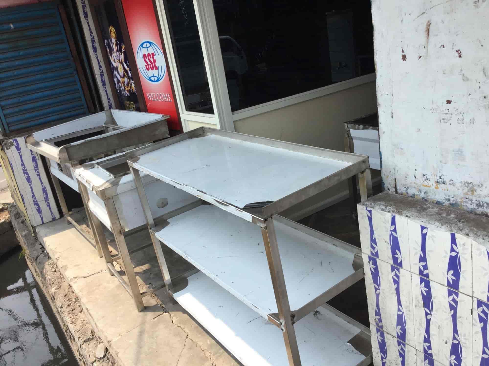 SS Equipments, Poorna Market - Kitchen Equipment Manufacturers in ...