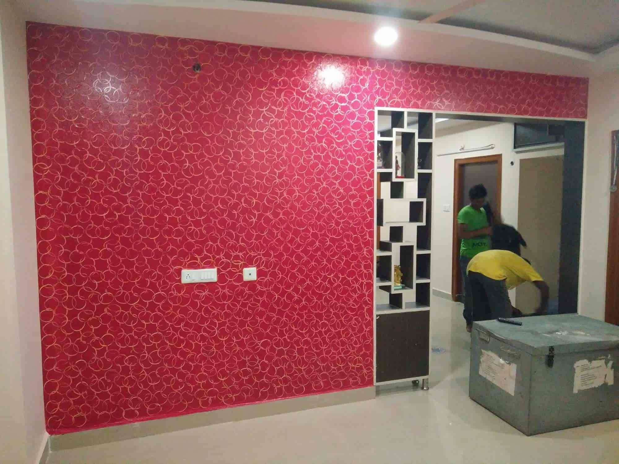 After Painting   Sudhakar Royale Play Texture Painting Photos, ,  Visakhapatnam   Painting Contractors ...