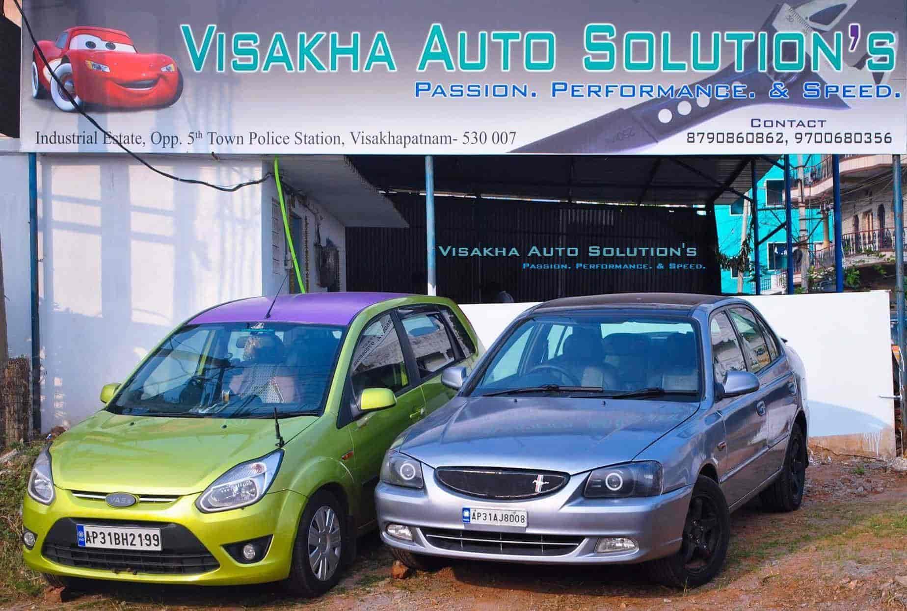 Visakha Auto Solutions Industrial Estate Car Repair & Services in