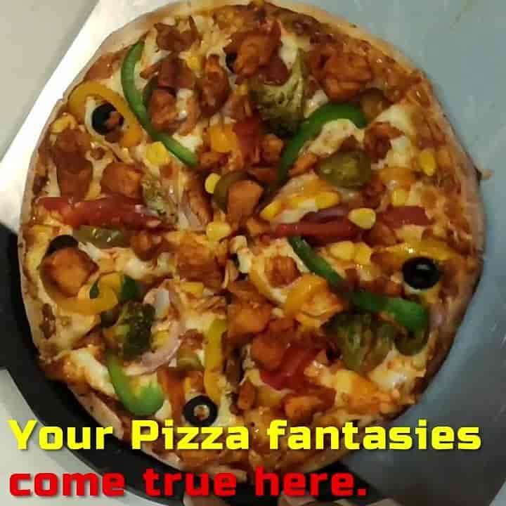 Plot 17, Siripuram, Visakhapatnam - Burger, Biryani, Pizza
