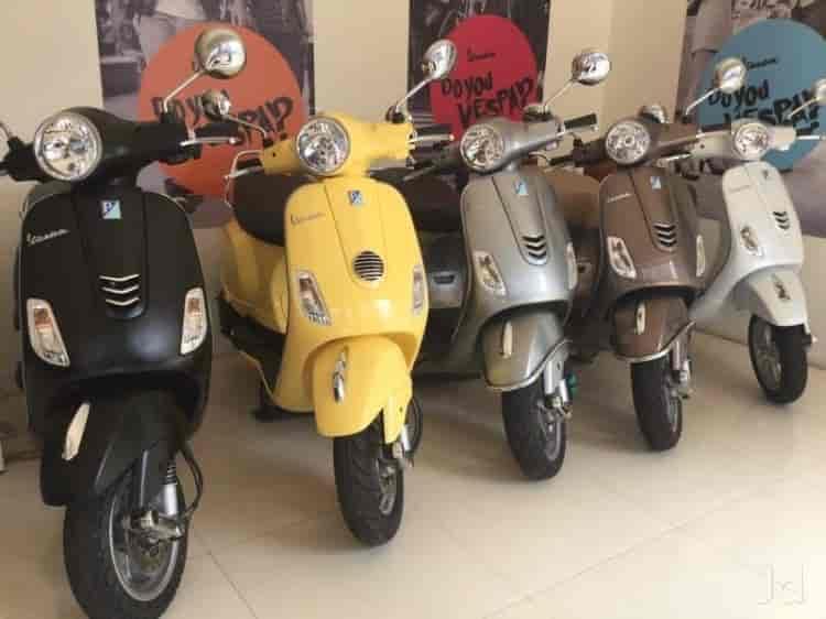 vespa showroom, vizianagaram city, vizianagaram - scooter dealers