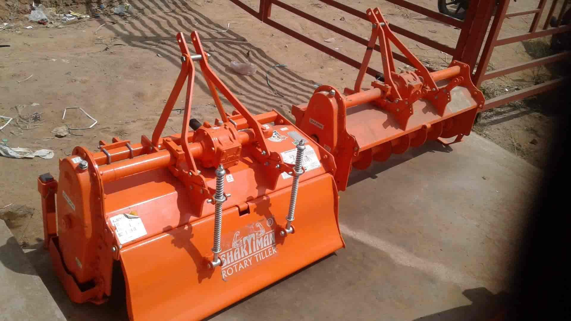 MADRAS AGRO SERVICE, Bharath PETROL BUNK - Agricultural Equipment