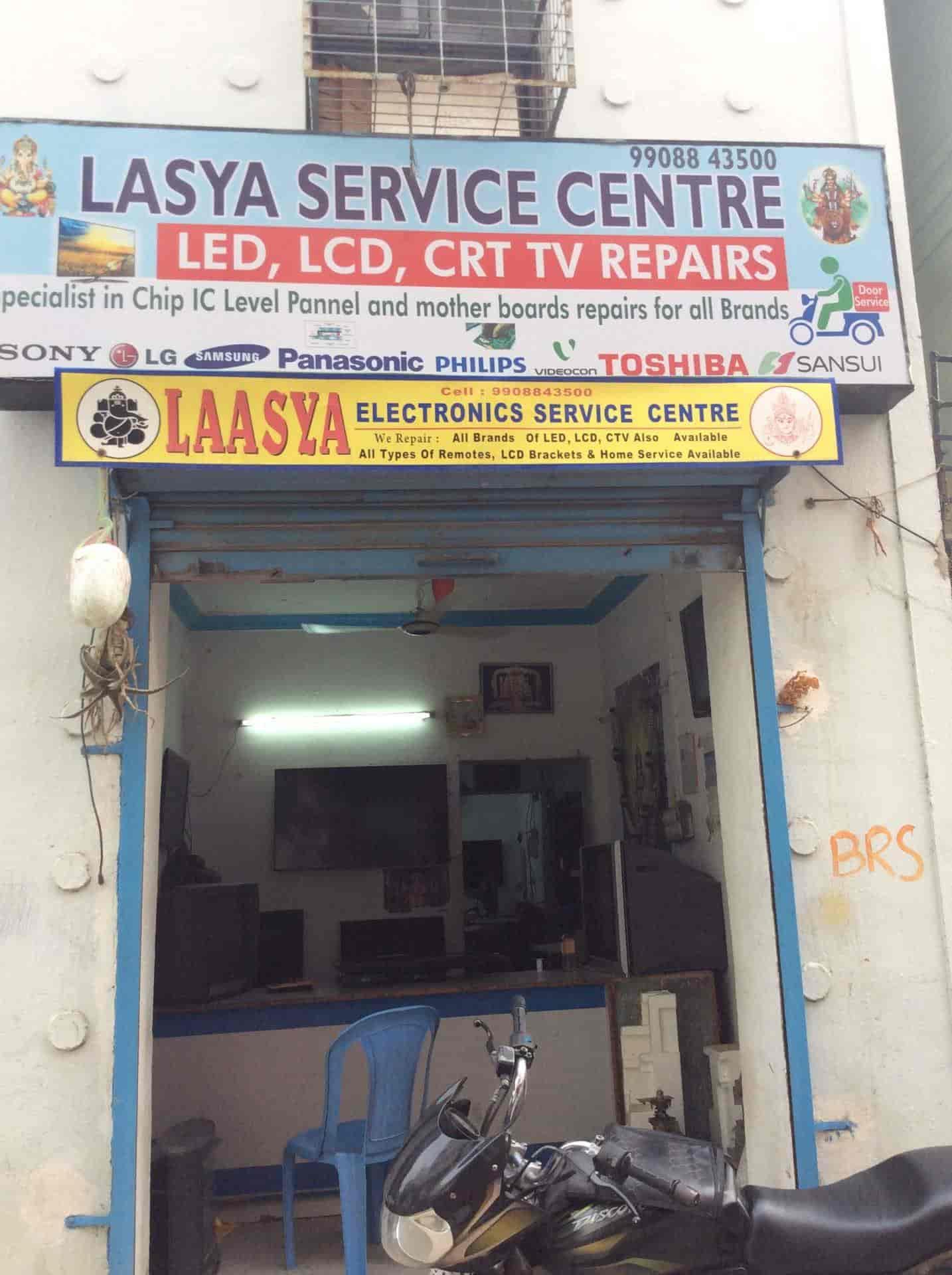 Lasya Electronics Service Center, Nakkalagutta - TV Repair
