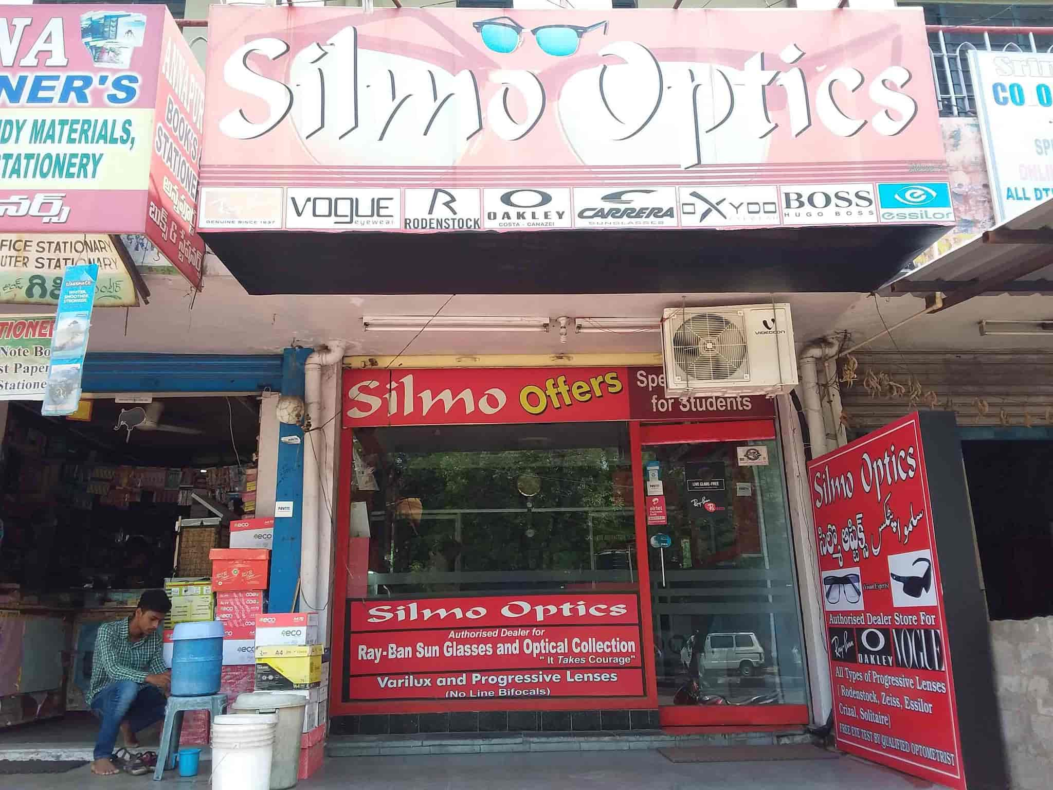 Silmo Optics, M G Road - Opticians in Warangal - Justdial
