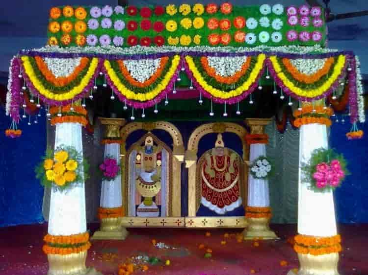 Flower Decoration suraj flower decoration, yellam bazaar, warangal - florists - justdial