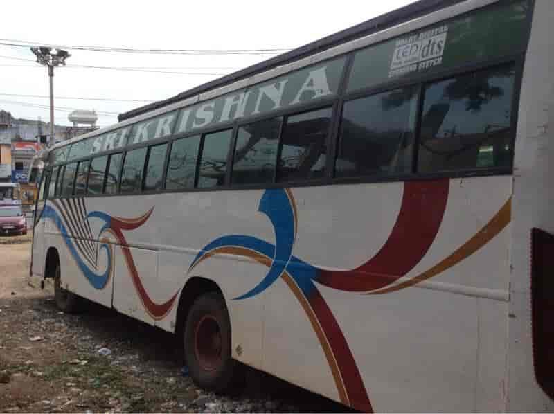 Sri Krishna Travels, Hanamkonda - Tempo Travellers On Hire in