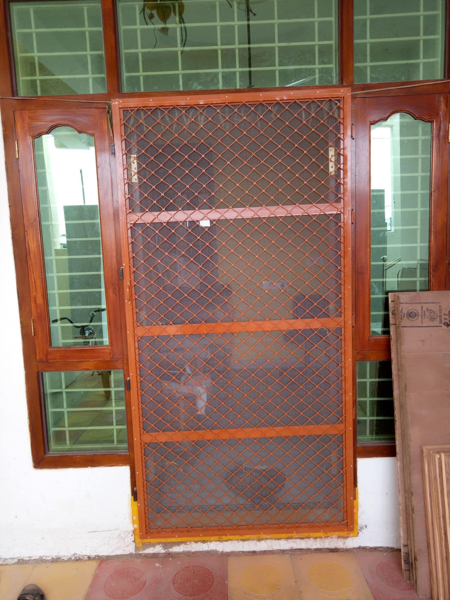 Siri Aluminium Mosquito Mesh Doors Photos Hanamkonda Warangal
