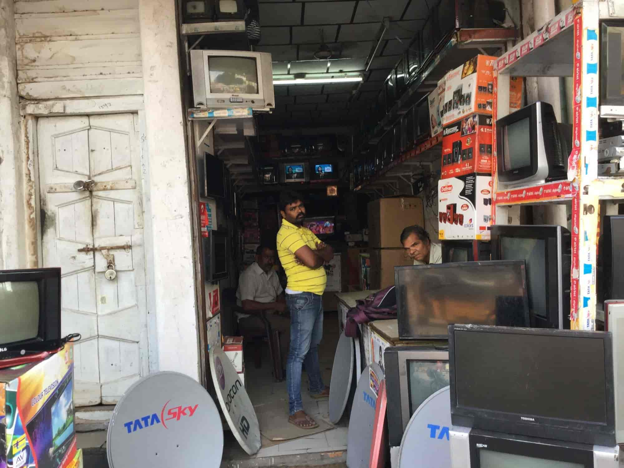 Ram Laxman Electronics Station Road Electronic Goods Showrooms In Warangal Justdial