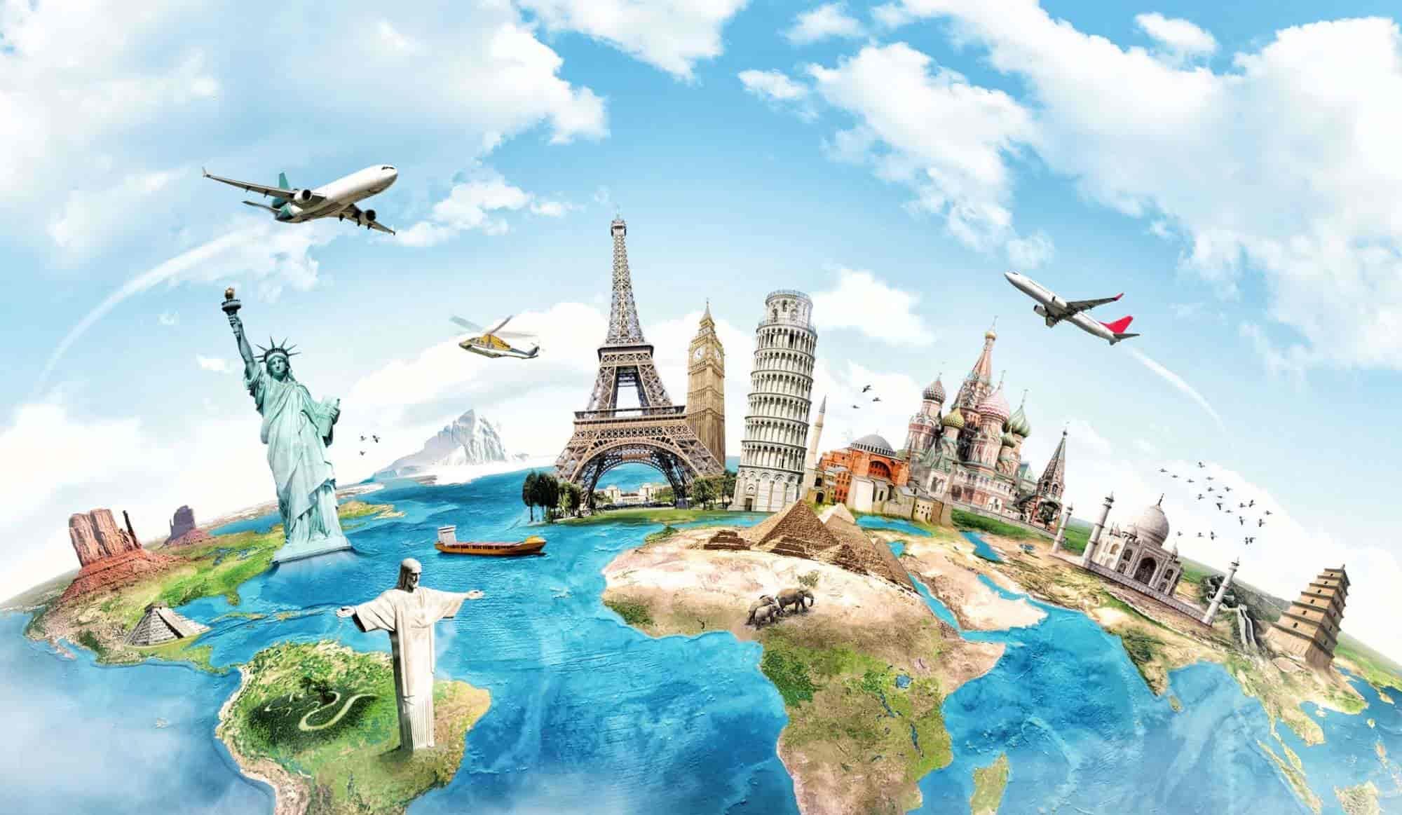 Planera resor - tjäna pengar online