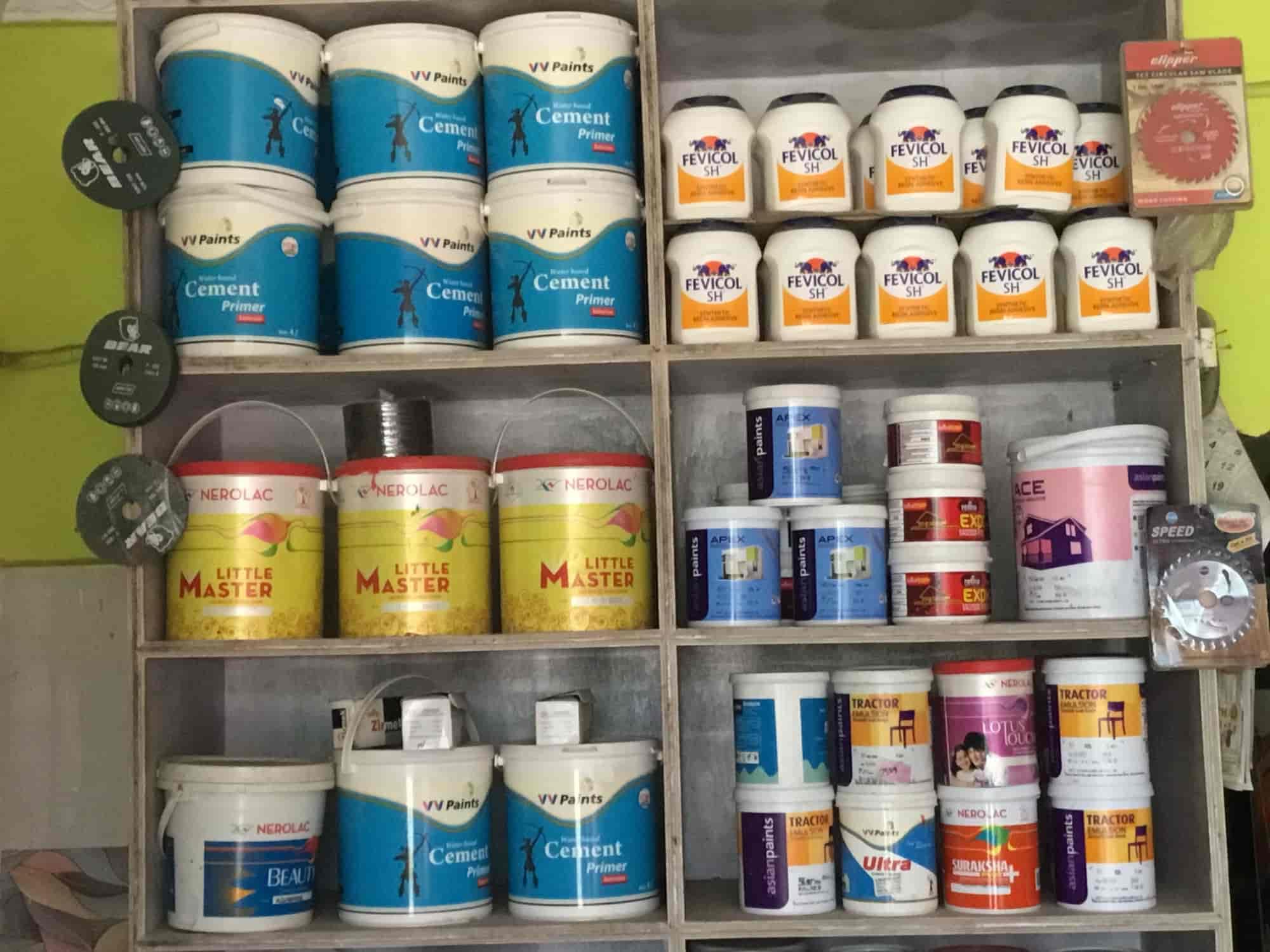 Kalyani Hardware And Paints, Desaipet - Hardware Shops in