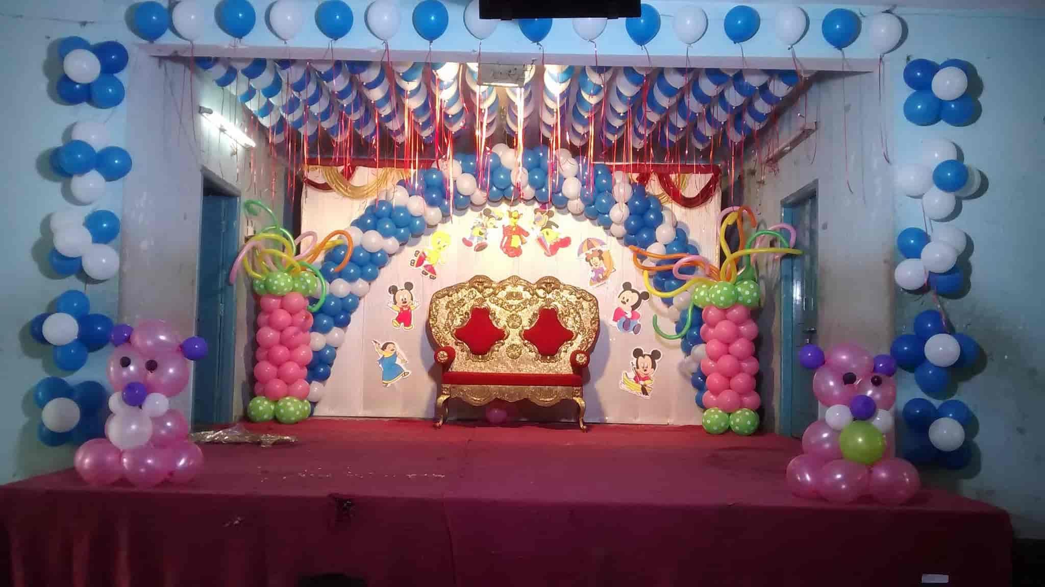 Gayathri Balloon Decorations Event Organiser Photos Warangal