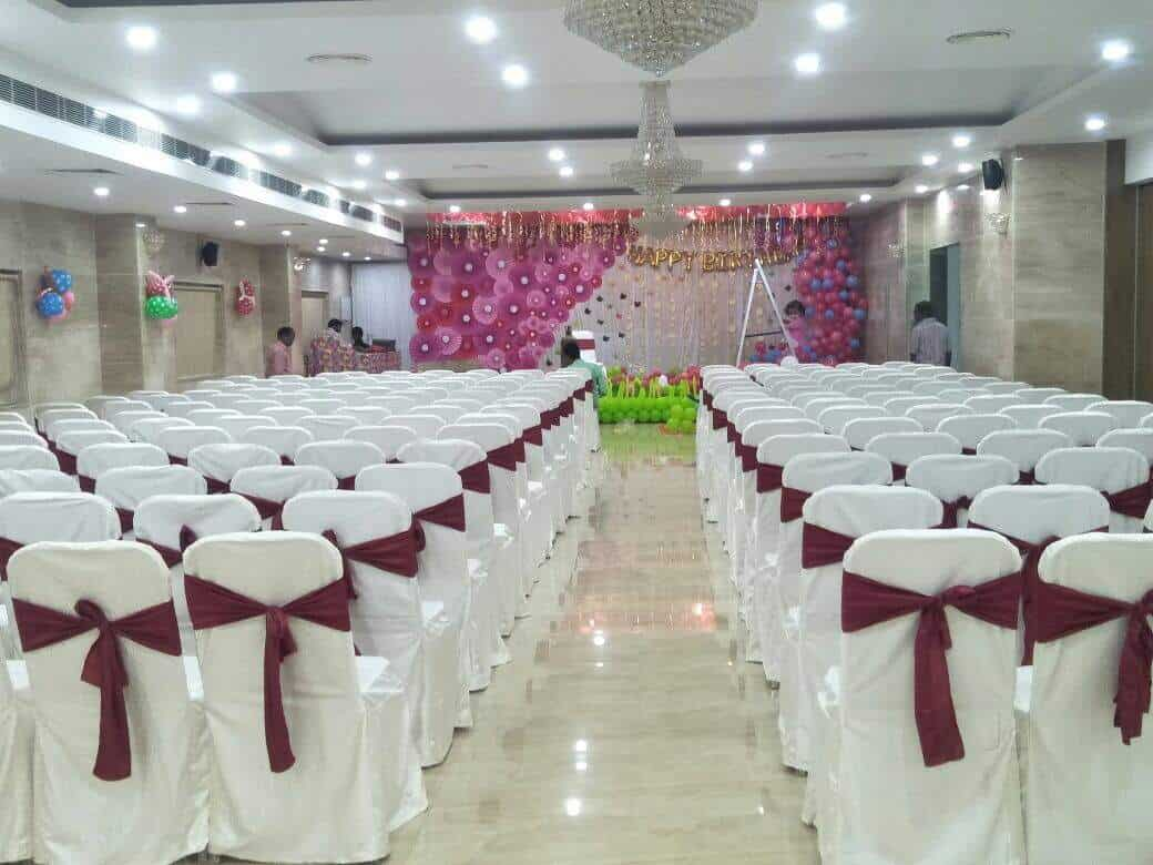 Papadams Blue Restaurant & Banquet Hall, Hanamkonda