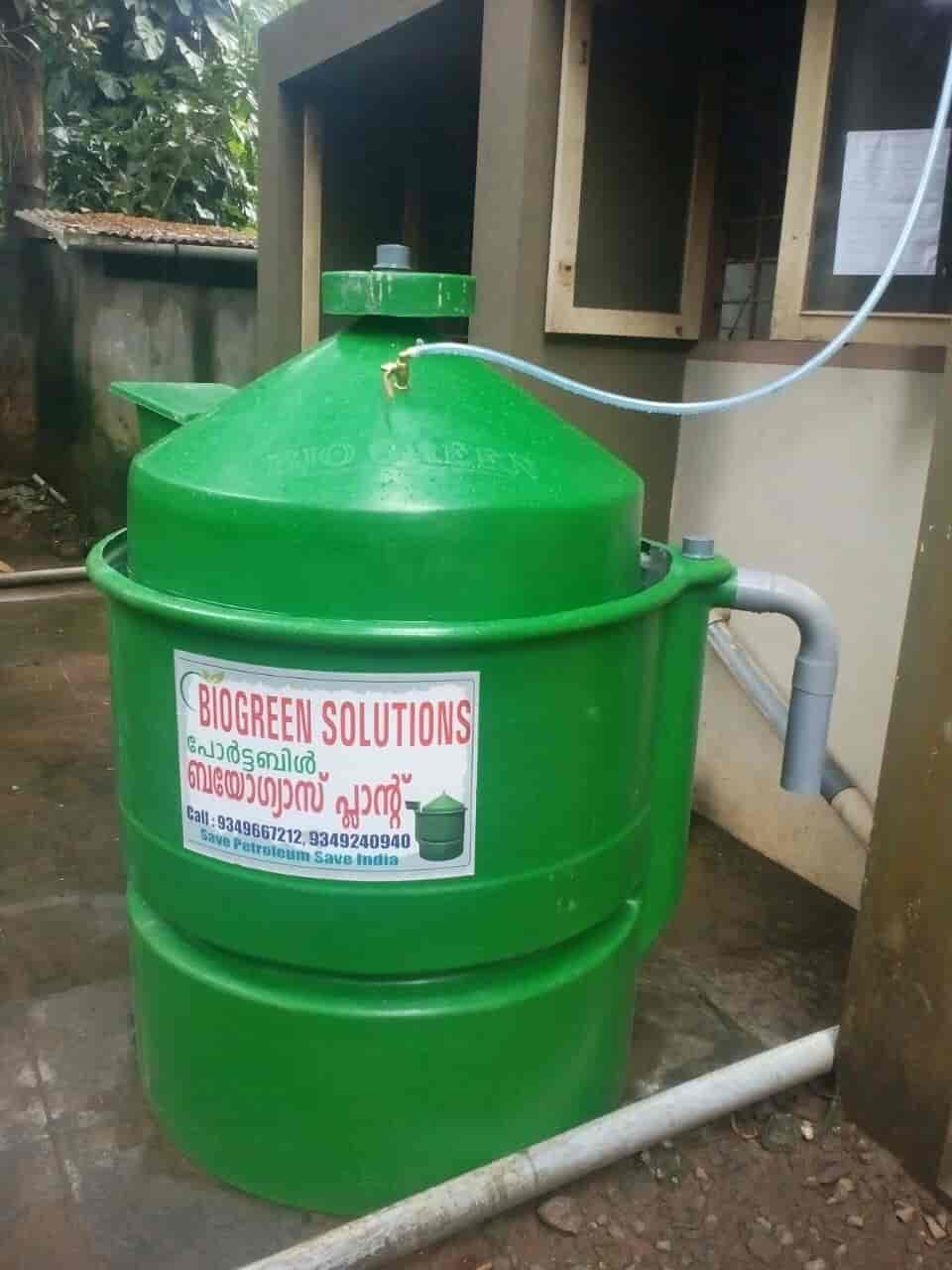 Biogreen Solutions, Kalpetta North - Biogas Plant Dealers in