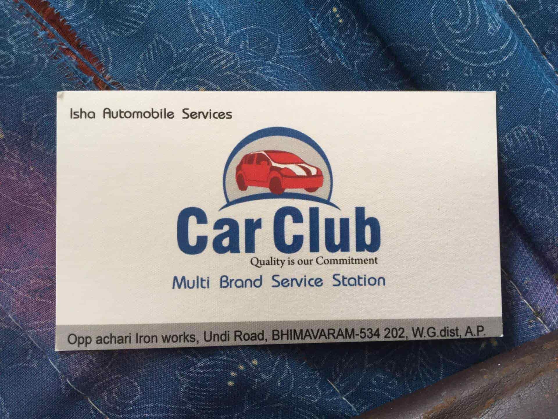 Igl Coatings Car Club In West Godavari Justdial