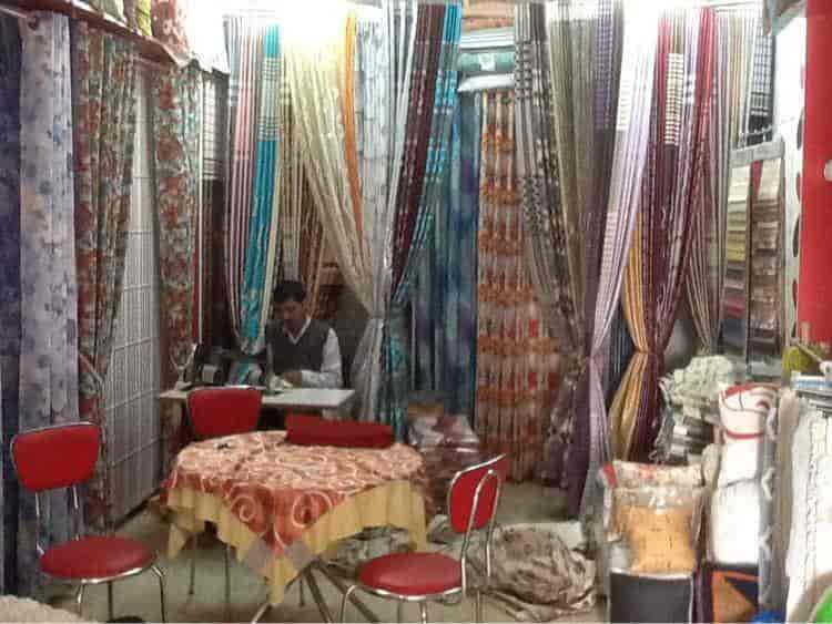 Inside View Of Shop