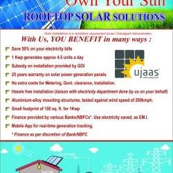 Paavan Marketing, Baltana - Solar Energy System Dealers in Zirakpur