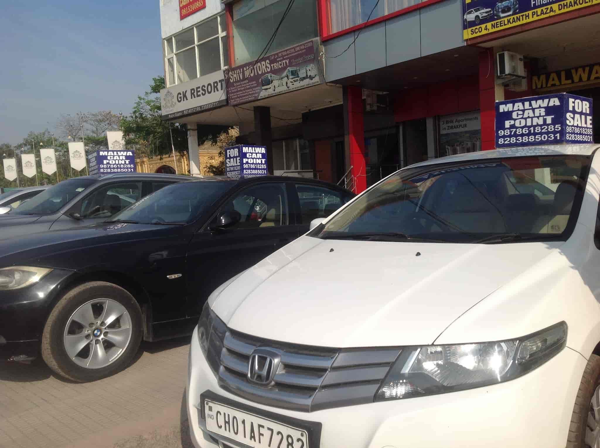 Malwa Car Point, Dhakoli - Second Hand Car Dealers in Chandigarh
