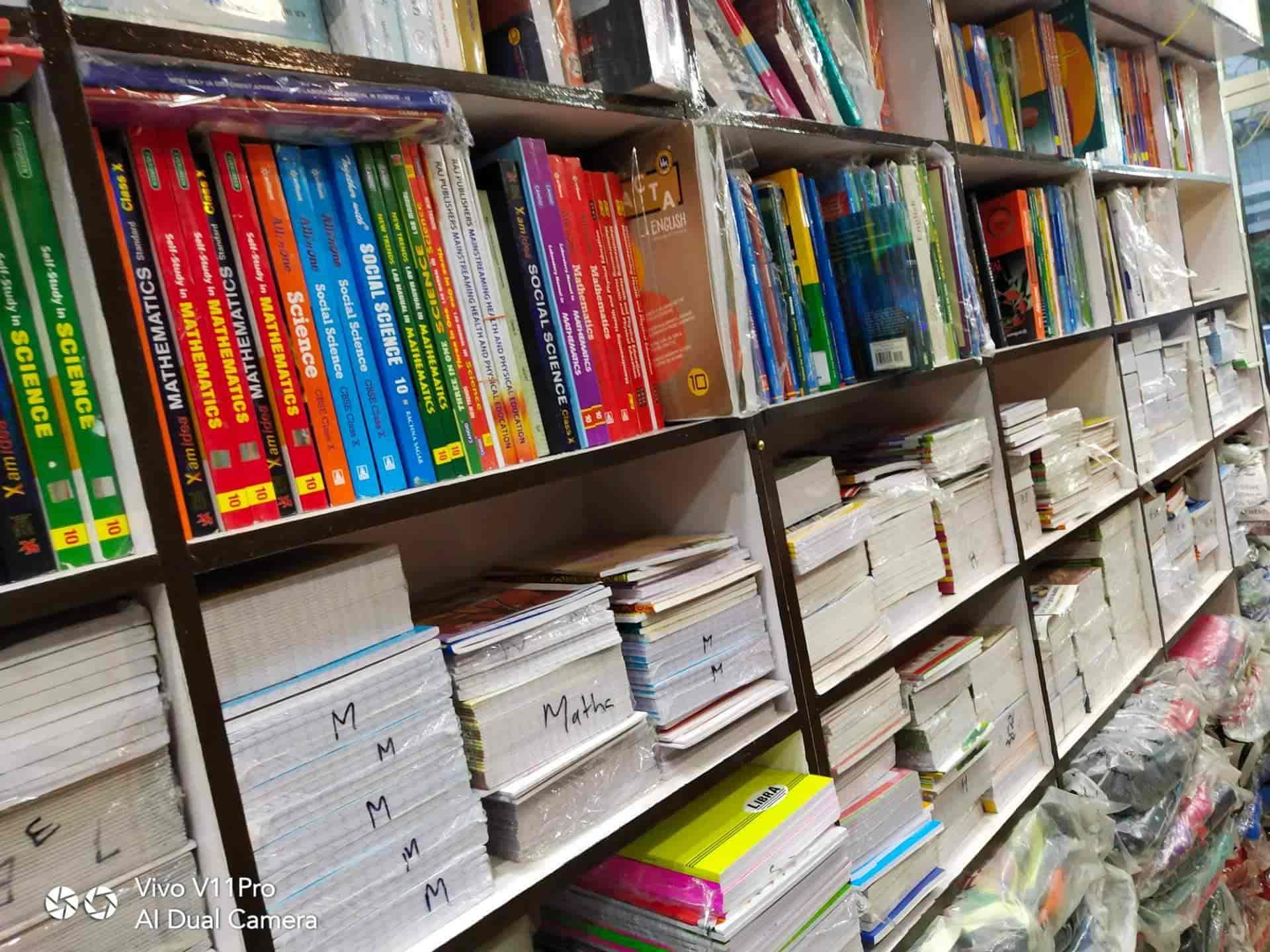 Jindal Books & Stationery, Zirakpur HO - Book Shops in Zirakpur