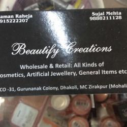 Beautify Creations, Dhakoli - Beauty Product Dealers in Zirakpur