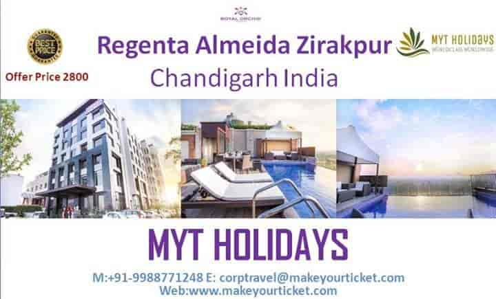 Make Your Ticket com, Near Royal Enfiled Showroom - Travel Agents in