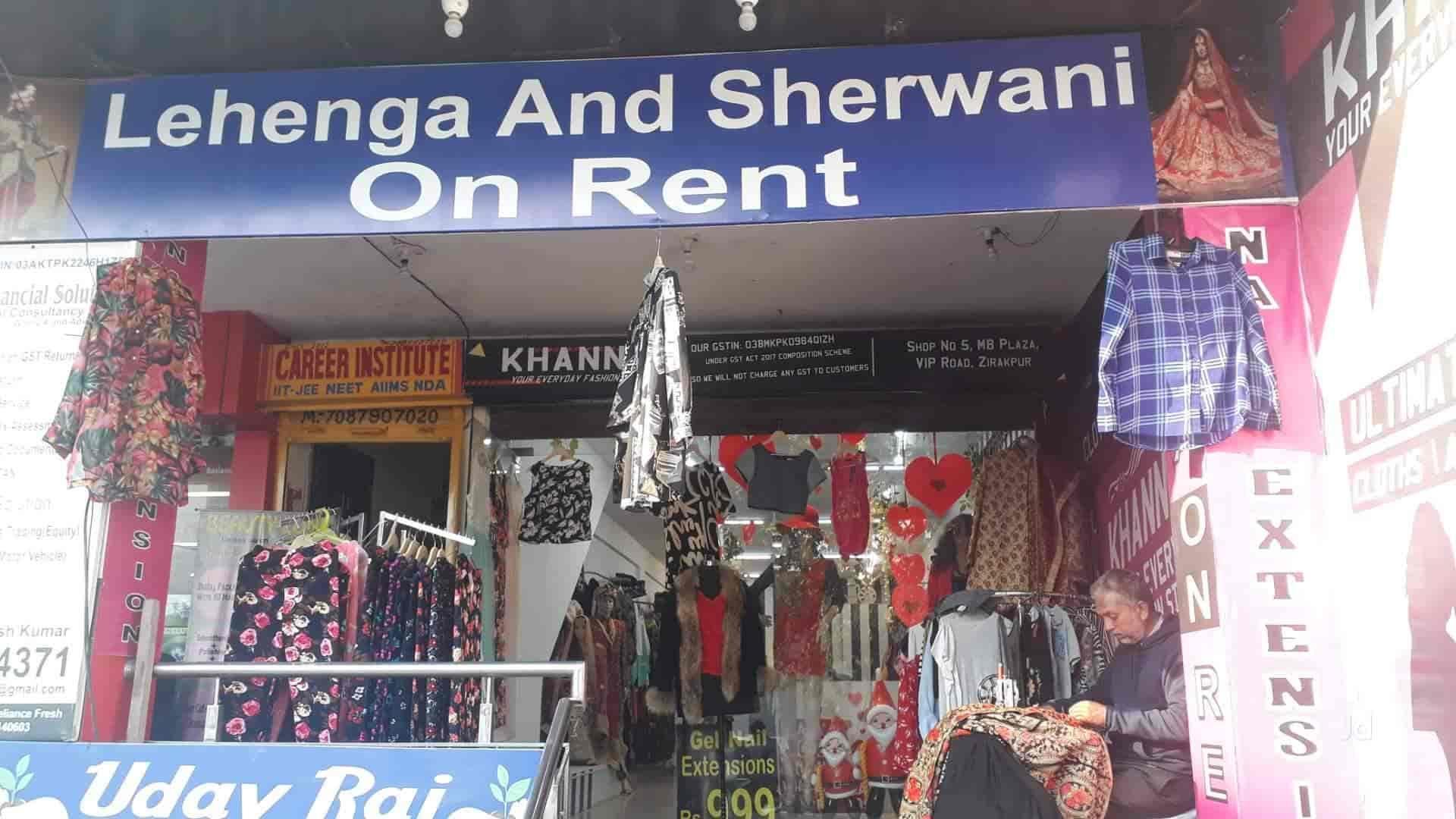 Khanna's, Near Reliance Fresh - Wedding Readymade Garments On Hire