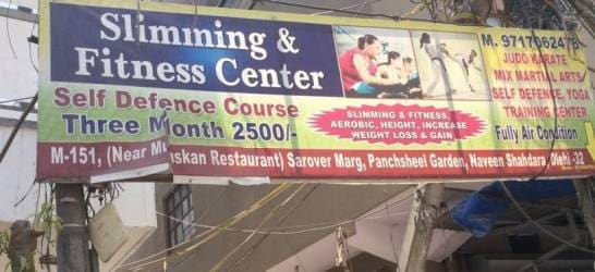 centrul de slimming din delhi