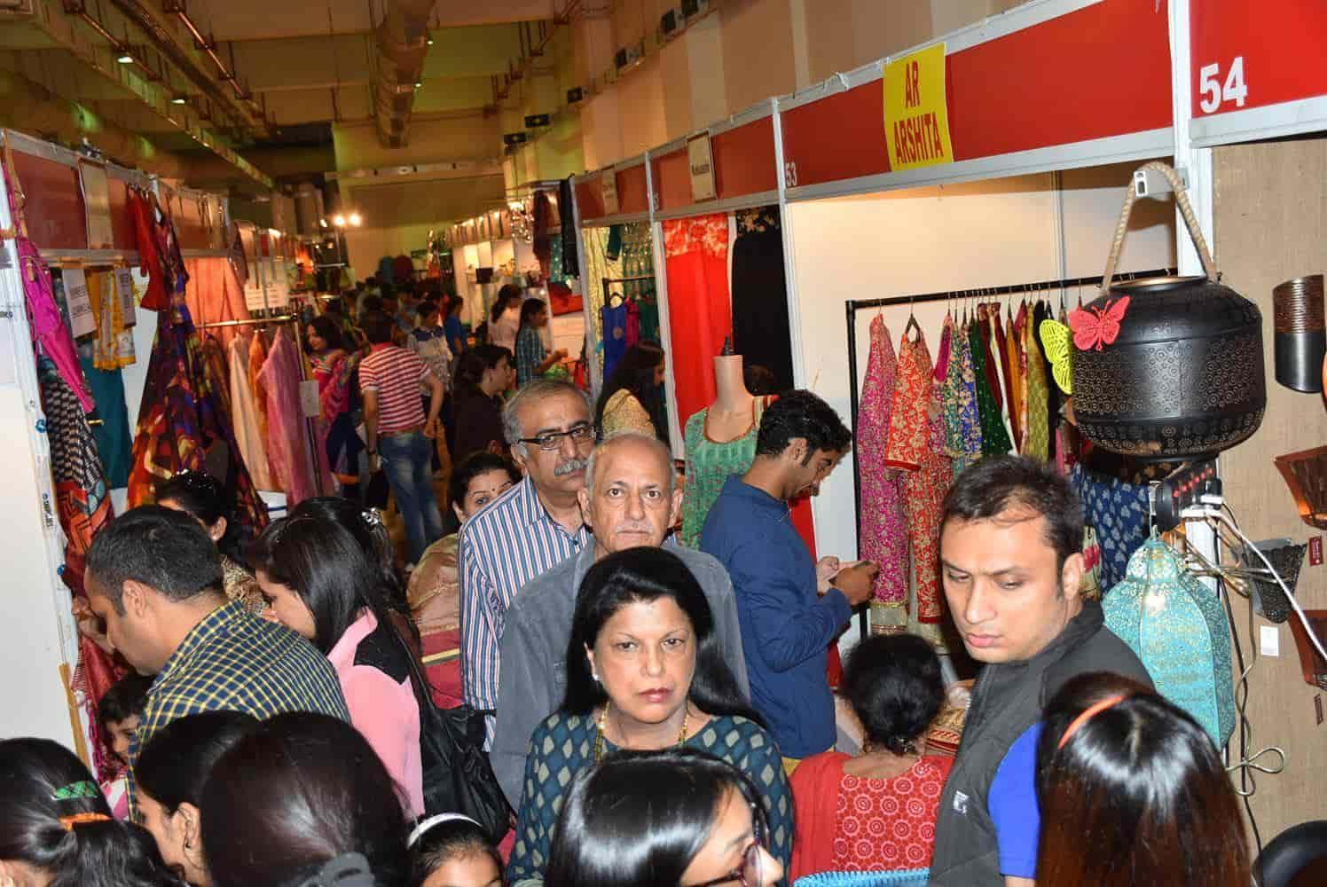 Indo Pak Lifestyle Home Decor Trade Show In Delhi India