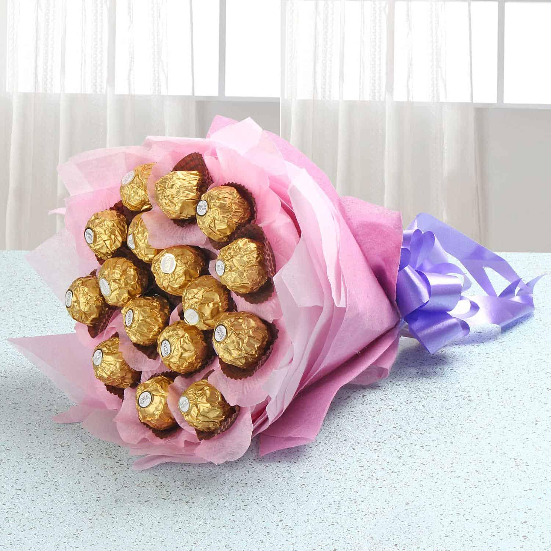 Luxury Ferrero Rocher Online - Order Flowers Online - Home Delivery ...