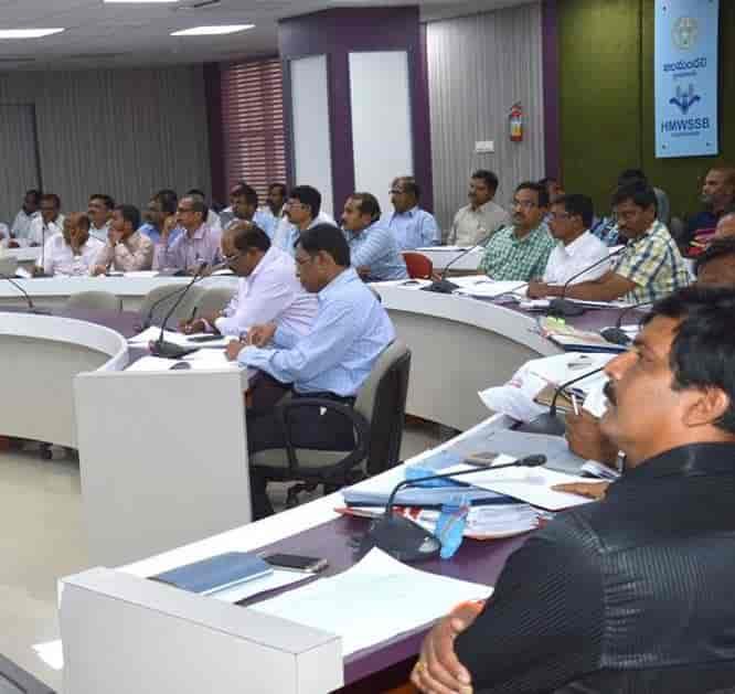 Hyderabad Metropolitan Water Supply & Sewerage Board