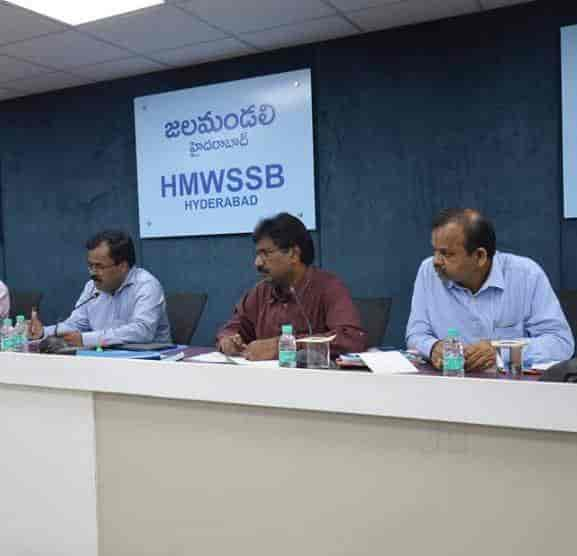 Hyderabad Metropolitan Water Supply & Sewerage Board, Khairatabad