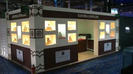 Exhibition Stall Makers In Hyderabad : Fbh exhibition makers lal kothi furnitures on hire in jaipur