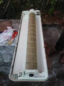 Ac Services Heat Exchanger Hvac System Photos Kanchipuram Repair