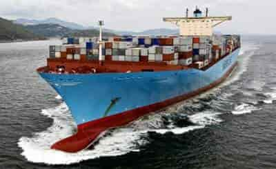 Maersk Line INDIA Pvt Ltd, Lower Parel - Shipping Companies