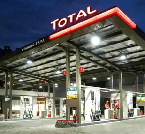 Total Oil India Pvt Ltd (Factory), Mahape - Lubricant Oil