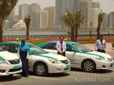 Citi Taxi LLC, near sharjah industrial area 1, Sharjah