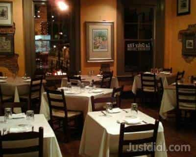 La Dolce Vita Italian Restaurant 323 E Broad St Athens Ga 30601 1of5