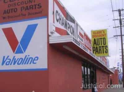 Clarks Auto Parts >> Clark S Discount Auto Parts Near Lakewood Blvd Oak St Ca