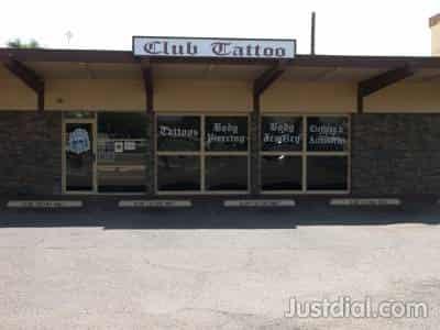 Club Tattoo, near e 8th st,s rural rd, AZ ,Tempe - Best Tattooing ...